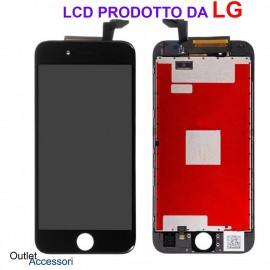 Display Schermo Apple IPHONE 6S LG NERO