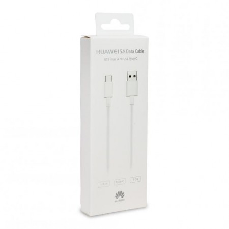 Cavo Cavetto Dati Ricarica Originale Huawei TYPE-C USB AP71 Supercharge 5A Blister P20 Lite Pro