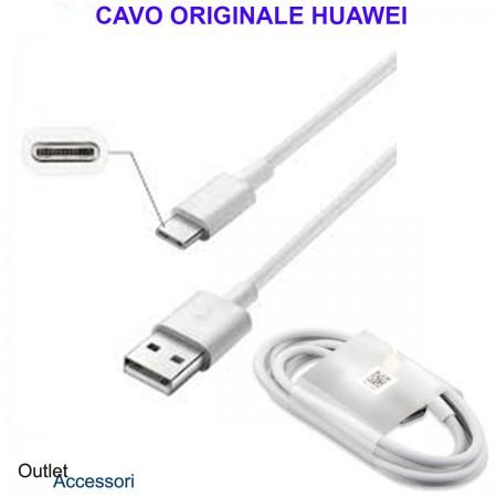 Cavo Cavetto Dati Ricarica Originale Huawei TYPE-C USB AP51 Carica