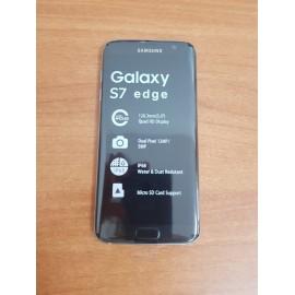 Cellulare Smartphone Samsung Galaxy S7 Edge SM-G935U G935 Rigenerato AAA NERO