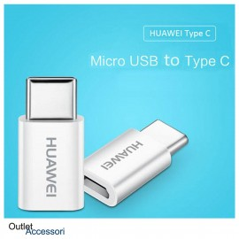 Adattatore Originale Huawei Type-C Micro USB AP52 HL1122