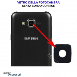 Vetro Fotocamera Camera Posteriore Samsung A3 A5 A7 A300F A500F A700F Lens Glass