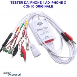 Attivatore Ripristino Tester Cavi Alimentatore IC Originale Iphone 4 5 6 6S 7 8 X Plus W103+ W103