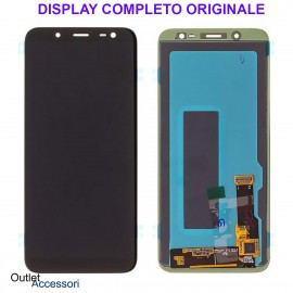 Display Schermo Samsung J6 2018 SM-J600F Originale LCD Touch GH97-21931A