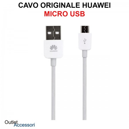 Cavo Cavetto Dati Ricarica Huawei MICRO USB Originale
