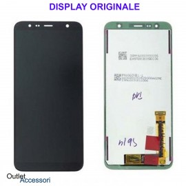 Display Schermo Samsung J6 PLUS 2018 SM-J610F J610 J610G Originale LCD Touch GH97-22582A