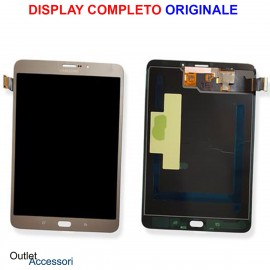 Display LCD TOUCH Samsung TAB S2 8.0 SM-T719 GOLD GH97-18913C Originale