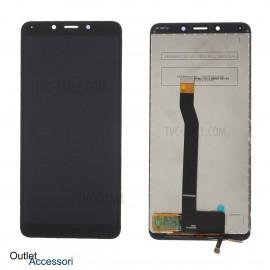 Schermo Display Xiaomi REDMI 6 LCD Touch Vetro Originale Nero