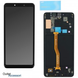 Display Schermo Samsung A9 2018 A920 A920F Originale LCD Touch Vetro GH82-18308A