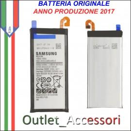 Batteria Pila Interna Samsung J5 2017 J530 J530FN Originale SM