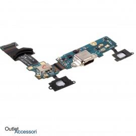 Flat Carica Ricarica Samsung Galaxy S5 NEO G903 G903F Connettore Jack Microfono Originale