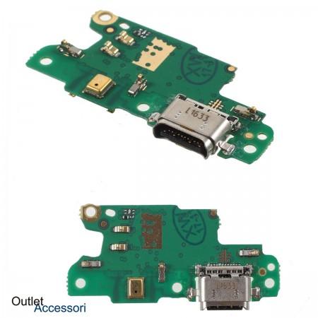 Flat Carica Ricarica Huawei NOVA PLUS Connettore USB Jack Microfono Originale