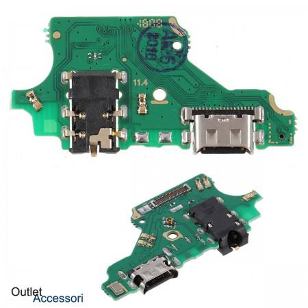 Flat Carica Ricarica Huawei P20 LITE Connettore USB Jack Microfono Originale