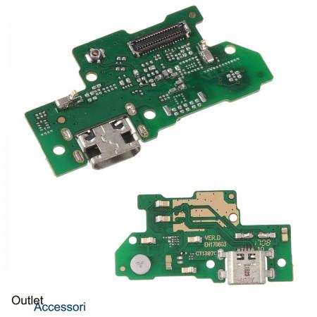 Flat Carica Ricarica Huawei MATE 9 LITE Connettore USB Jack Microfono Originale