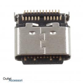 Connettore Dock Porta Carica Ricarica Huawei MATE 10 PRO USB Jack Originale