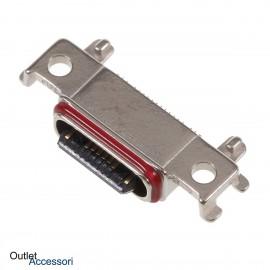 Connettore Dock Porta Carica Ricarica Samsung A3 A5 A7 A320 A520 A720 Jack USB Originale