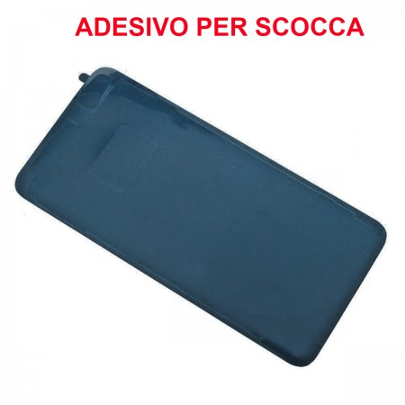 Adesivo Biadesivo per Scocca Copribatteria Huawei Mate 10 PRO Originale 3M