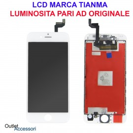 Display Schermo LCD Touch Screen Vetro Apple Iphone 6S A1688