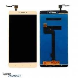 Schermo Display Xiaomi MI MAX 2 MDE40 LCD Touch Vetro Originale ORO