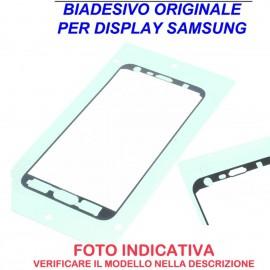 Biadesivo Display Samsung J6 PLUS J4+ J610 J415 Schermo Colla Adesivo Originale