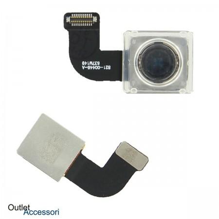 Camera Fotocamera Posteriore Apple Iphone 7 Rear Retro
