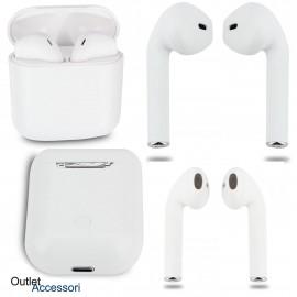 Cuffie Auricolari Bluetooth 5.0 EDR Wieless i11 TWS Tipo Airpods
