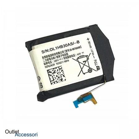 Batteria Pila Per Samsung Gear S3 Frontier Ricambio ORIGINALE R760 R765 EB-BR760ABE