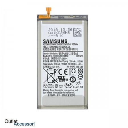 Batteria Pila ORIGINALE Samsung Galaxy S10e G970 G970F SM Ricambio