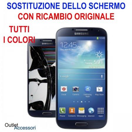 Cambio Sostituzione Display Vetro Rotto Samsung A9 2018 A920 A920F Riparazione