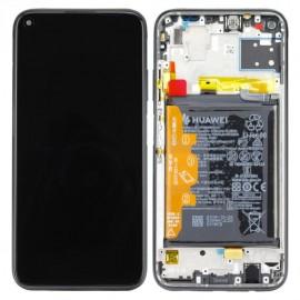 Display Schermo LCD ORIGINALE Huawei P40 LITE NERO Batteria Flat ELE 02352NLL
