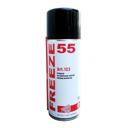 Bombola Spray Congelante -55° Gel Componenti Elettronici Freddo Diagnosi Guasti Scheda