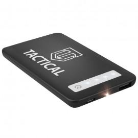 Batteria Portatile Power Bank Small Pocket Slim USB Torcia Samsung Huawei LED